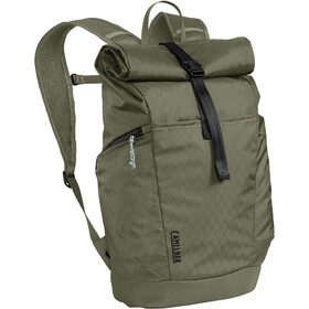 CamelBak Pivot Roll Top Zaino, dusty olive